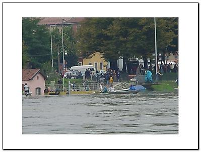 Esondazione fiume Ticino e del fiume Po 15 Ottobre 2000-2