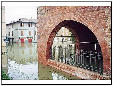 Esondazione fiume Ticino e del fiume Po 15 Ottobre 2000-3