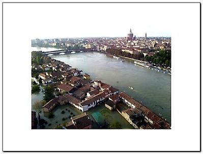 Esondazione fiume Ticino e del fiume Po 15 Ottobre 2010-1