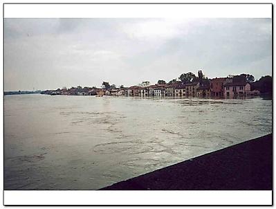 Esondazione fiume Ticino e del fiume Po 15 Ottobre 2010-5