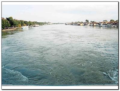 Esondazione fiume Ticino e del fiume Po 15 Ottobre 2010-8