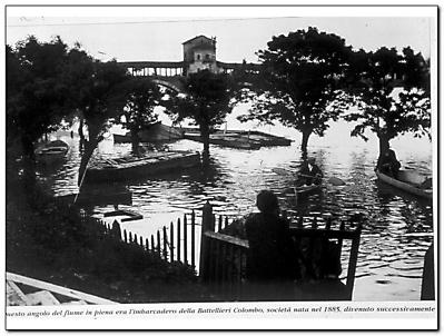 Esondazione fiume Ticino anno 1926-4