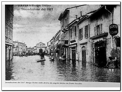 Esondazione fiume Ticino anno 1926-5
