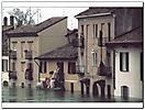 Esondazione fiume Ticino anno 1994 città di Pavia-4