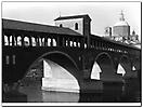 Scorci di un passato della città di Pavia Italy-7